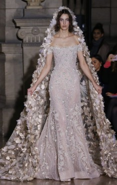 Georges Hobeika Spring/Summer Couture Collection