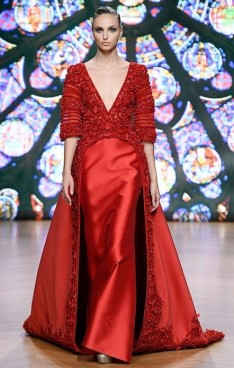 Tony Ward Fall-Winter 2018/2019 Collection