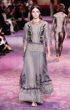 Dior Spring-Summer 2020 Couture Collection