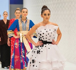 The 8th Heya Arabian Fashion Exhibition