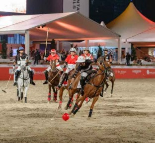 The Beach Polo Cup Dubai 2018