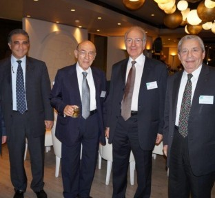 ALIGEF holds a networking Dinner at Le Talleyrand