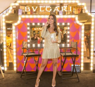 Bvlgari Sets Its Cinema Scene at the Dubai Mall