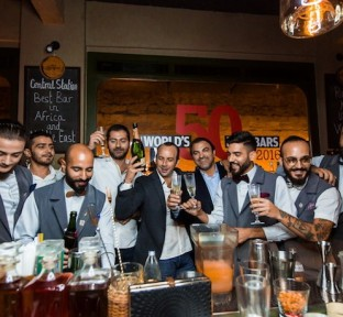 Central Station Bar Among the World's 50 Best Bars for 2016