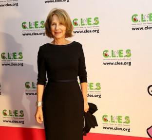 Lebanese Cinema Honors Nathalie Baye