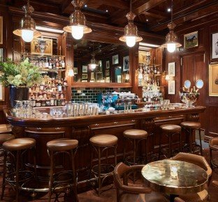 Ralph Lauren Debuts Ralph's Coffee & Bar in London