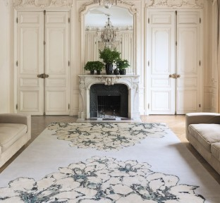 The Rug Company Latest Collaboration with Elie Saab