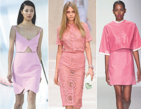 Spring 2014 Fashion Trends  Hot Off the Runways!
