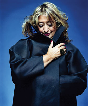 The Arab World's Most Prominent Architect: ZAHA HADID