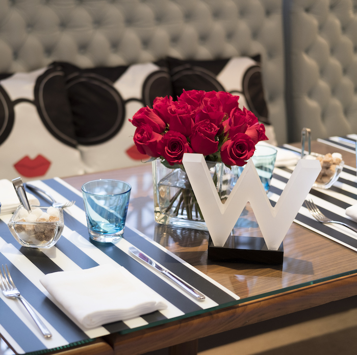 Alice + Olivia by Stacey Bendet Takes Over The W Café - Doha