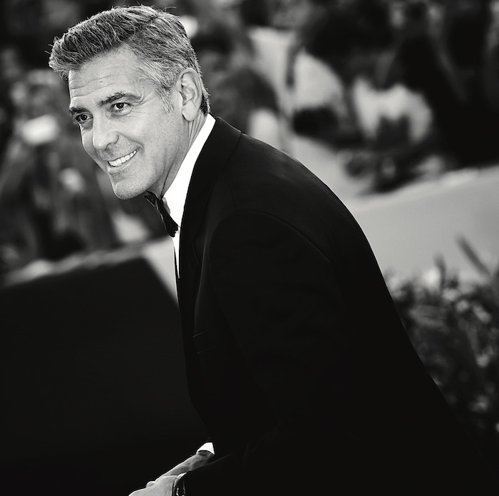 George Clooney: A World Beyond