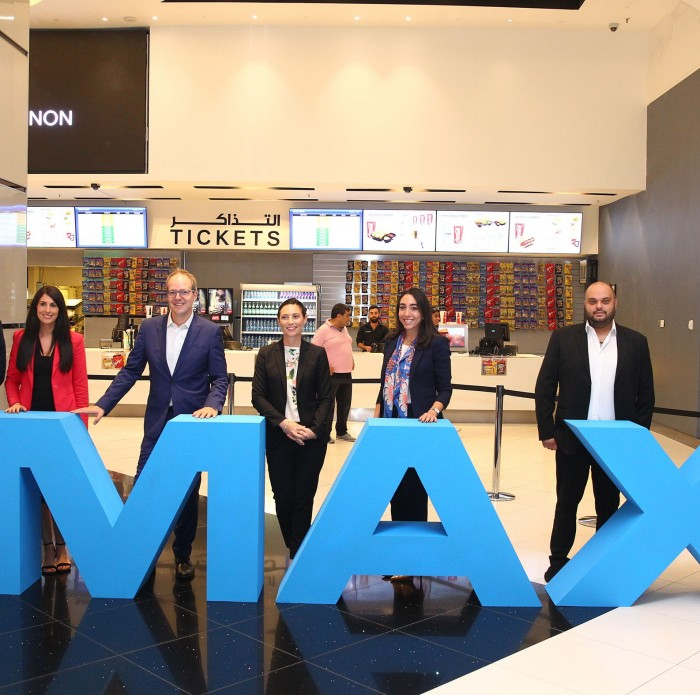 VOX Cinemas Celebrate the Opening of Lebanon's First IMAX Theatre