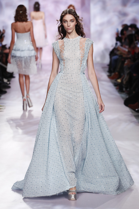 Georges Chakra Spring Summer 2017 Couture collection